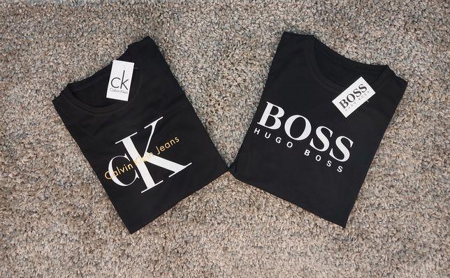 Koszulki Calvin Klein Adidas Hugo Boss
