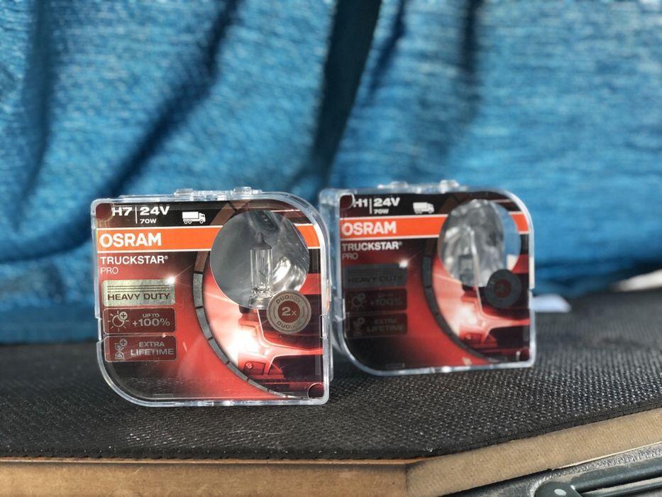 Lâmpadas Faróis Camião - OSRAM 24V Fafe - imagem 1