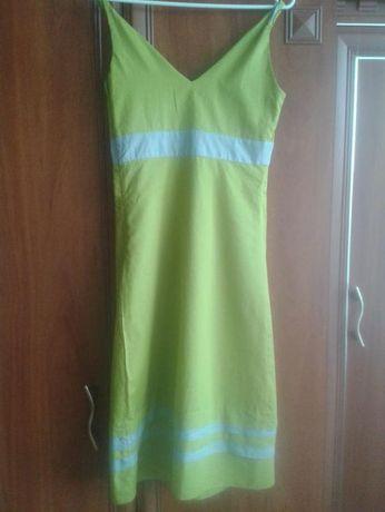 Sukienka damska, letnia rozmiar 36 wyjściowa/do pracy/na spacer