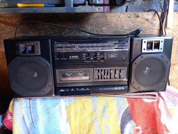 Radiomagnetofon Panasonic RX-CS700