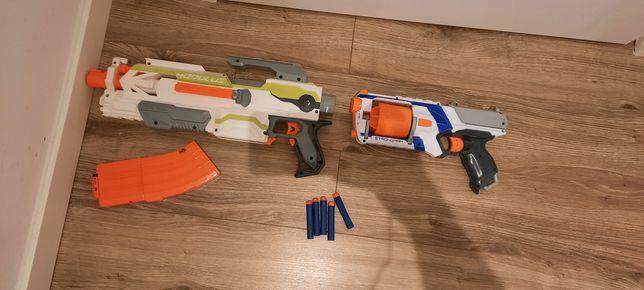 Dwa nerfy elite i strzałki SUPER OFERTA