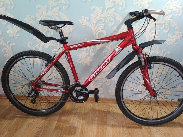 """Велосипед аллюминиевый горный giant 26"""""""