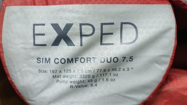 Exped mata materac Comfort Duo
