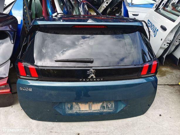 Tampa da Mala Peugeot 5008 do ano 2017
