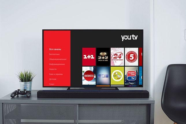 Телебачення для дому,YouTV,пакет Максимальний на 6 місяців