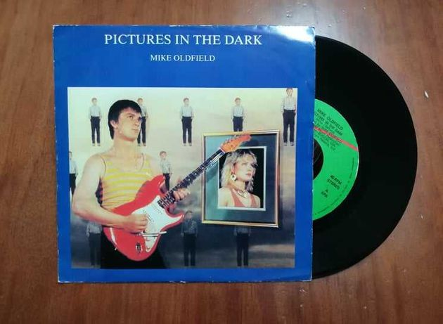 Single - Mike Olfield * Pictures in the dark*