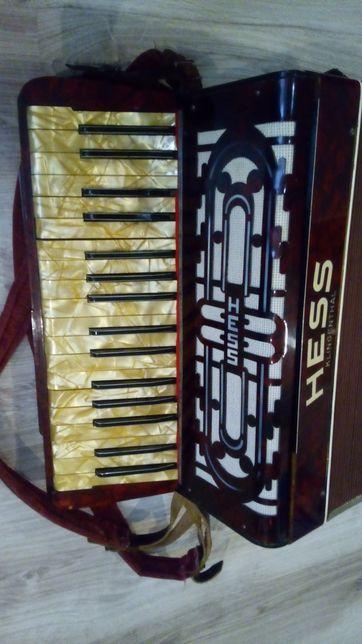 Akordeon HESS 80