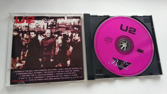 U2 - Best Ballads Audio CD
