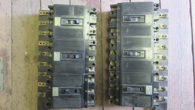 Автоматический выключатель (автомат) А3163 15А-220V ~380V 50-60Hz