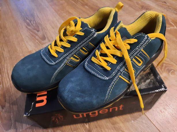 Obuwie, buty robocze, bezpieczne, bhp z podnoskiem rozmiar 42