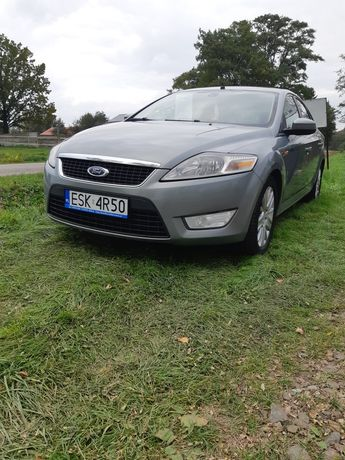 Ford mondeo mk4  z Polskiego Salonu