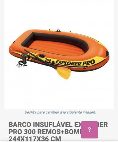 Barco insuflavel