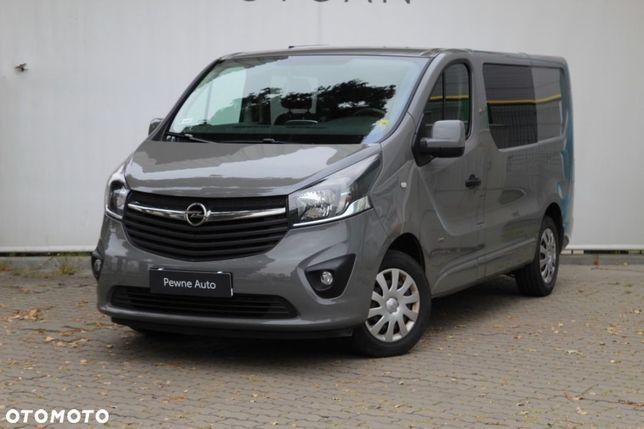 Opel Vivaro L1H1 2.9t Elegance Business