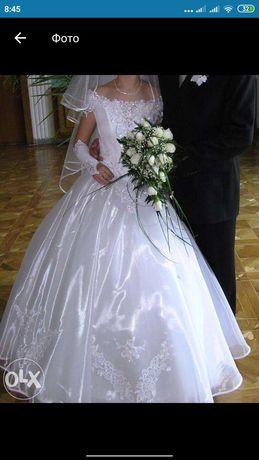 Весільне плаття на прокат