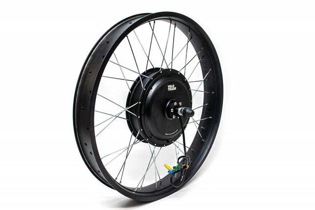 Мотор-колесо 48-72V 1000W 26х4.0″ заднее прямоприводное для фэтбайка