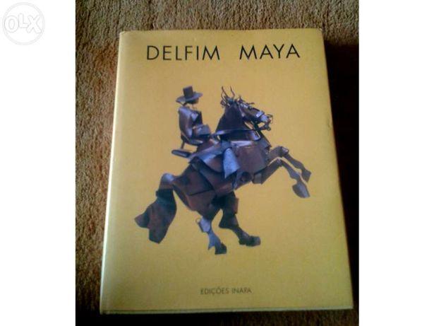 Delfim maya - homenagem à vida à deste mestre / edições inapa 1ª ediçã