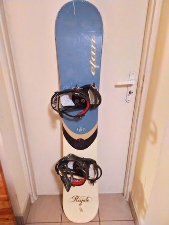 Deska snowboardowa Elan 155cm