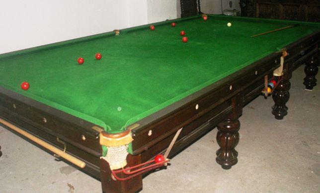 Stół Snooker/Bilard z 1930 r.