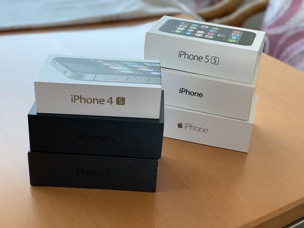 Caixas e capas iphone