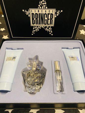 Zestaw perfum balsam prfumetka żel pod prysznic ZESTAW NOWY