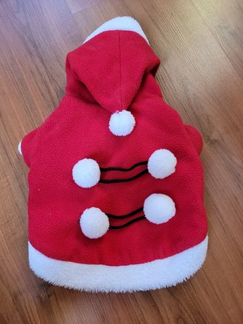 Ubranko świąteczne dla shih tzu + czapeczka akcesoria