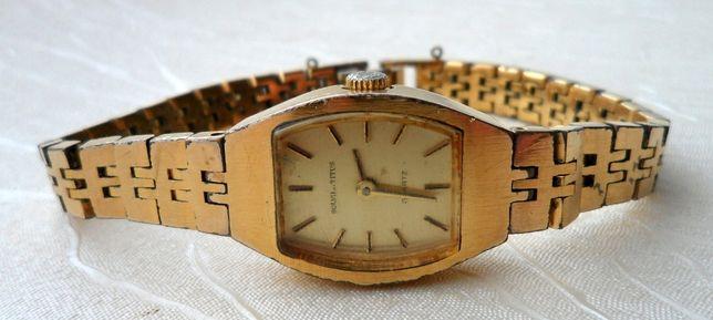 Vintage oryginalny zegarek Solvil et Titus