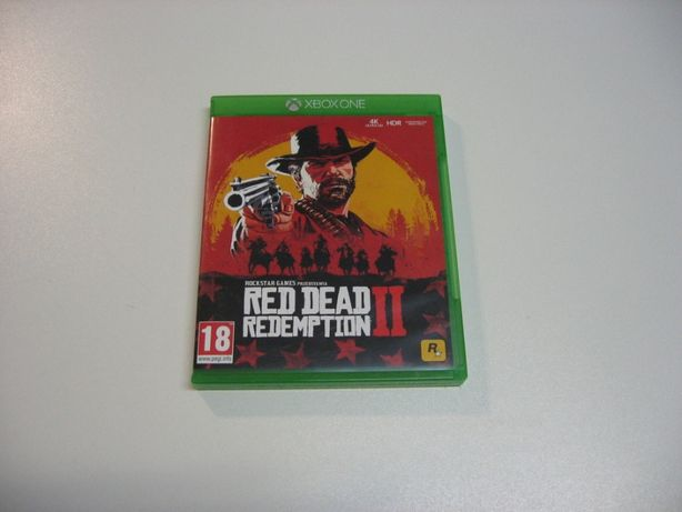 Red Dead Redemption 2 - GRA Xbox One - Opole 0974
