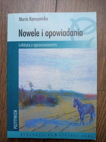 Nowele i opowiadania M. Konopnicka