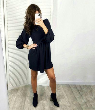 Sukienka czarna nowa rozm uniwersalny