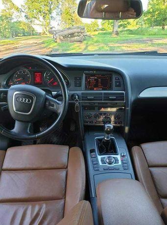 Audi A6 C6 2005r. 2,4 benzyna