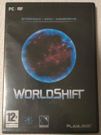 WorldShift Jogo PC DVD