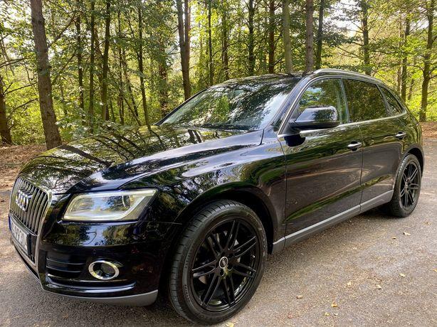 Audi Q5 Salon Polska Faktura VAT 23%