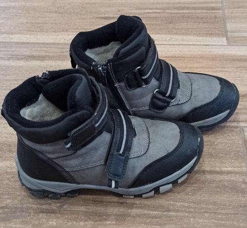 Черевики чоботи зимові,  ботинки зимние