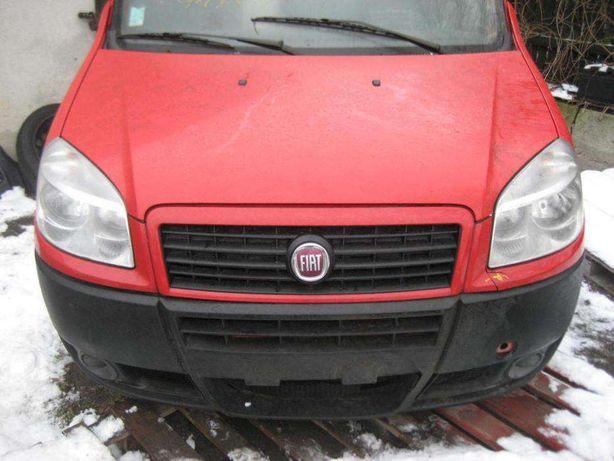 Fiat Doblo автошрот розборка