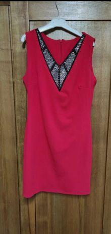 Czerwona sukieneczka