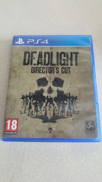 Deadlight dyrektor's cut PS4 Koszalin - image 1
