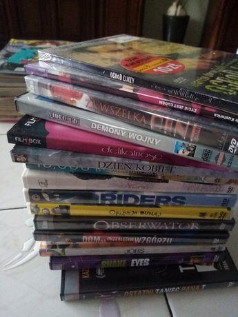 Filmy DVD różna tematyka