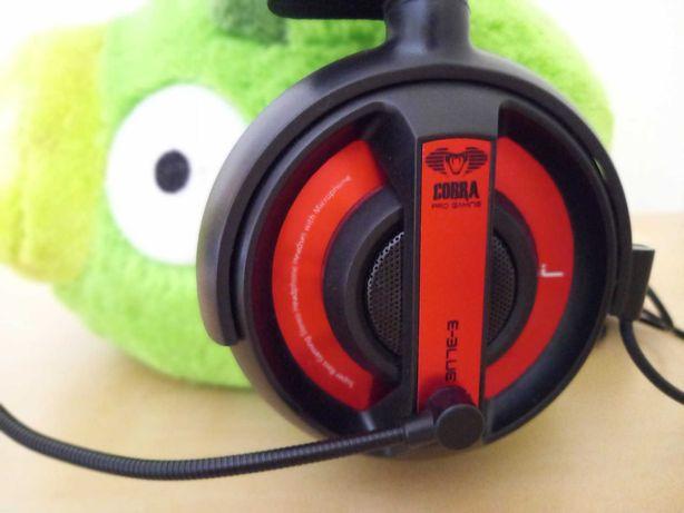 E-Blue Cobra HS Black - Headphones Gaming