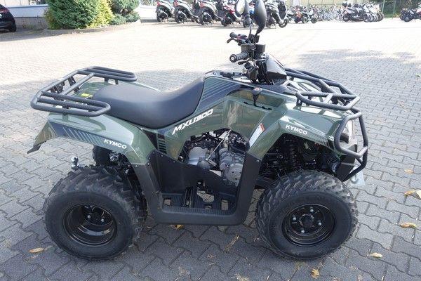 Quad Kymco New MXU 300 T3B Rybnik,raty,transport 0 zł cały kraj.