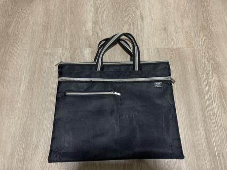 Папка сумка для тетрадей и бумаг органайзер