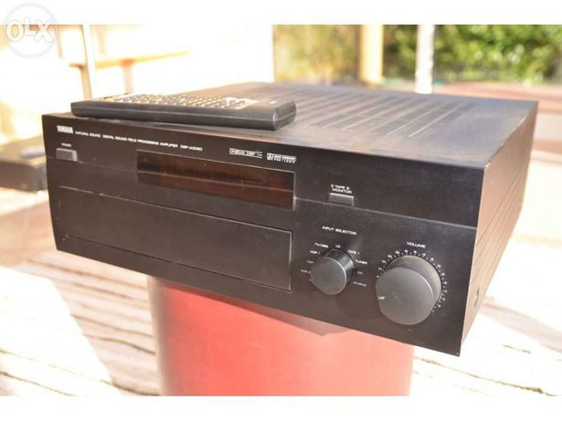 Amplificador Yamaha DSP 3090 (digital sound processor)