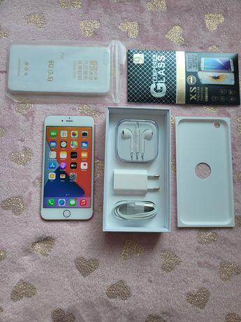 Iphone 6s plus 64gb różowy piękny