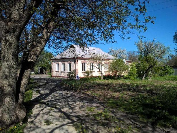 Продам дом + 42 сотки земли, с.Лебедин