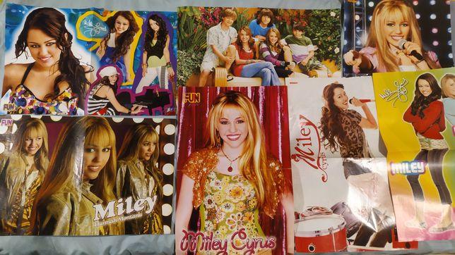 Plakaty miley Cyrus Hannah Montana Disney Channel 2007
