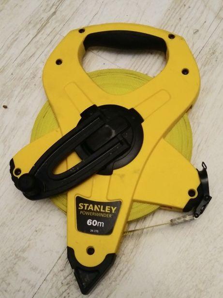 Taśma miernicza Stanley 60m model 34-775