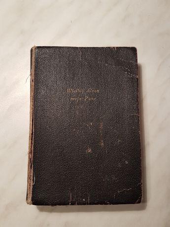 Śpiewnik kościelny wielbij dusza moja pana-1956r-orginał.