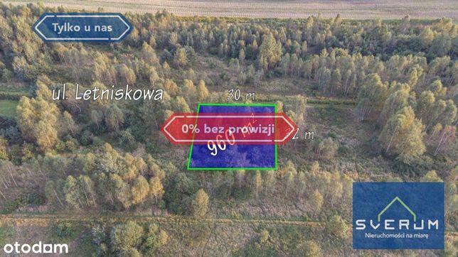 Działka 20 km od Centrum Częstochowy