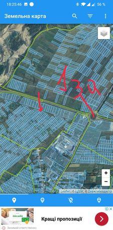 Земельна ділянка в м. Хуст