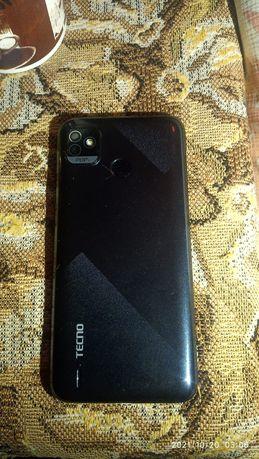 Срочно продам телефон TEHNO POP 5 новый в отличном состоянии цен 2000