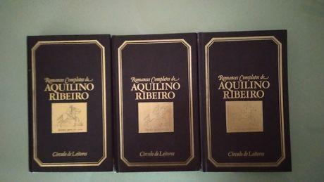 Livros de Aquilino Ribeiro - preço por todos